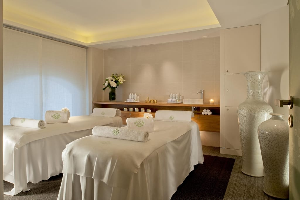 Spa Valmont at Le Meurice Hotel in Paris