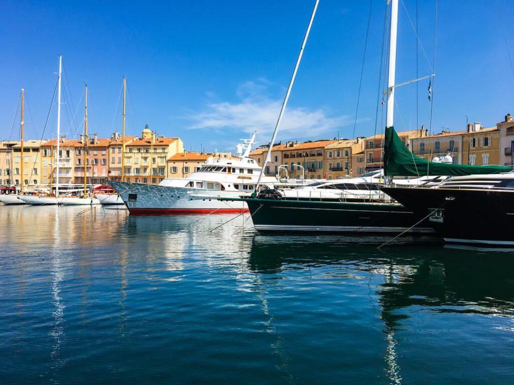 The Famous Saint Tropez