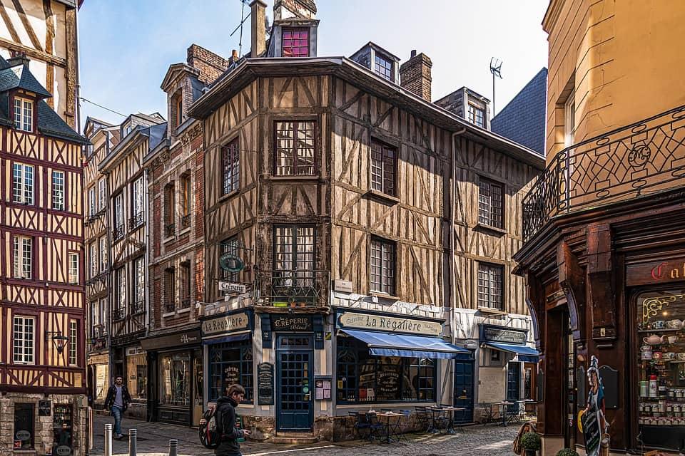 Vieux Rouen - Old City