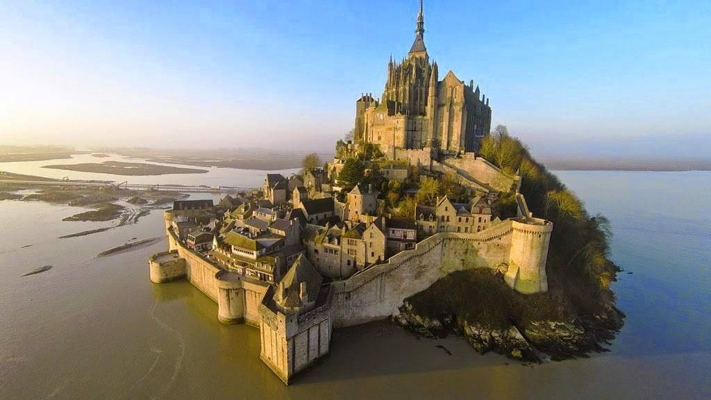 Visit Mont Saint Michel in Normandy, France