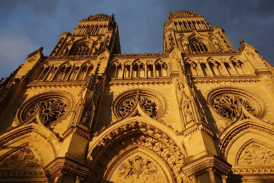 Visit The Orléans Cathedral