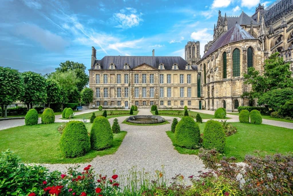 What is Reims, France Famous For - Palais du Tau
