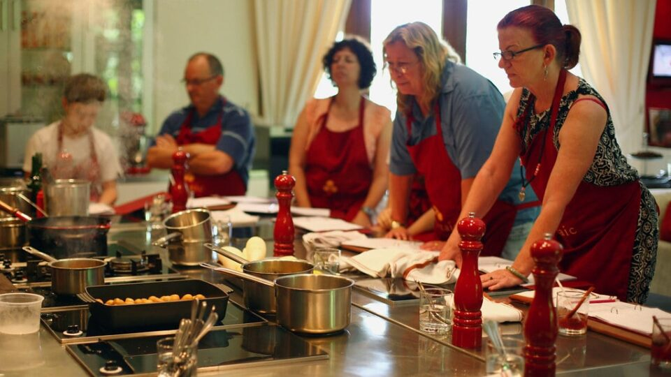Best Cooking Classes Around the World