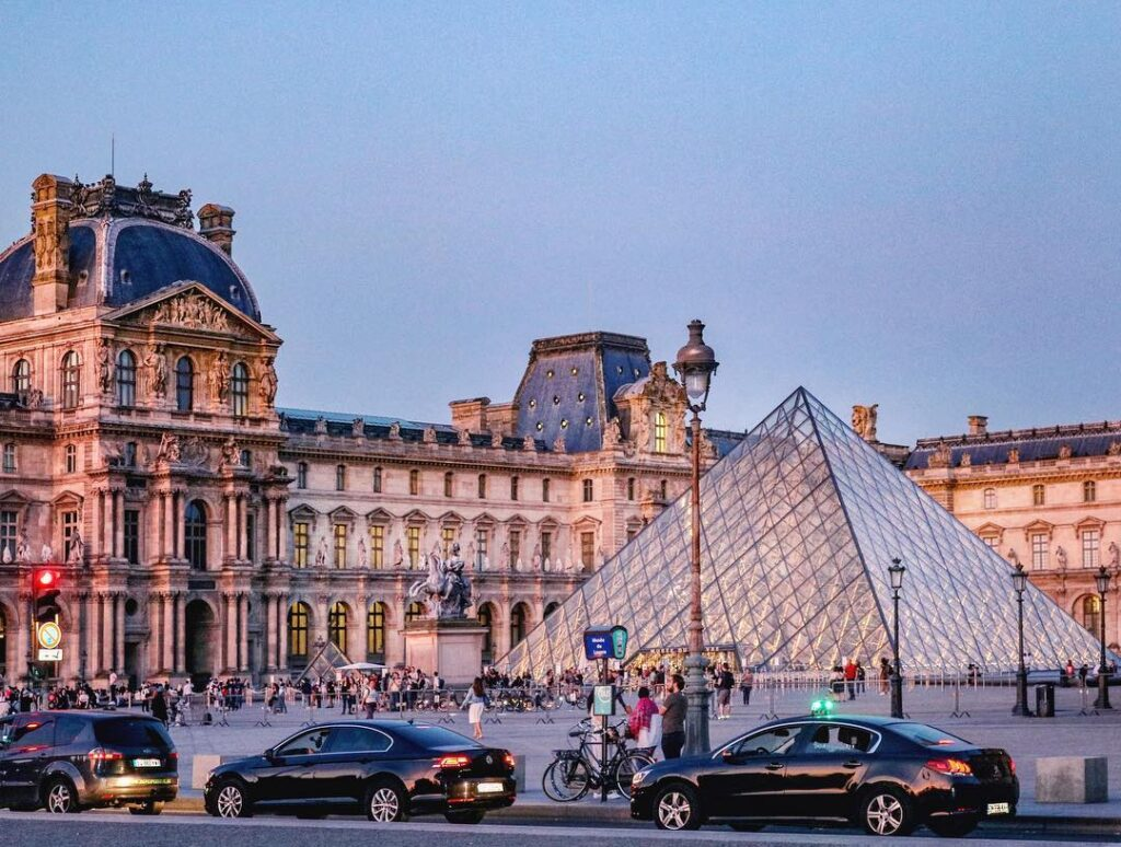 Best Museums You Should Visit Around The World - The Louvre Museum in Paris, France