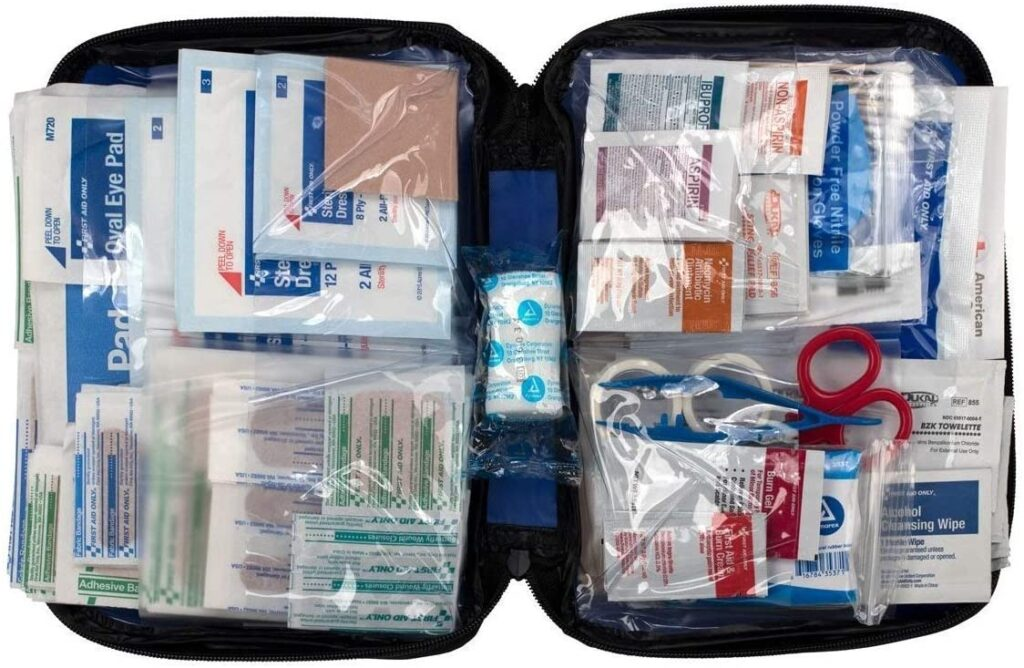 Best Travel First Aid Kit