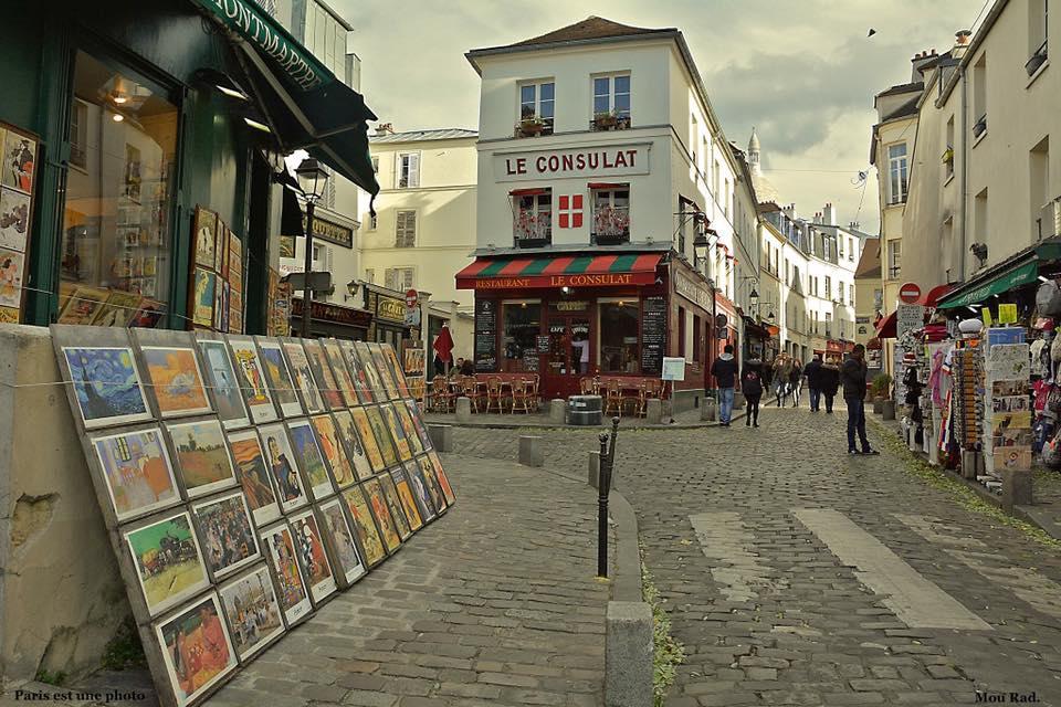 Best Walking Tours of Montmartre