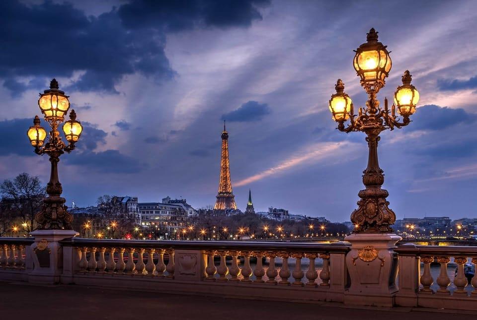 Bridges To Visit in Paris