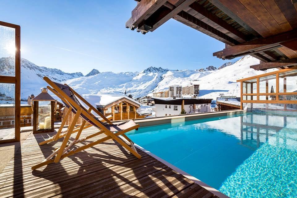 Chalet Hotel Les Campanules Chamonix