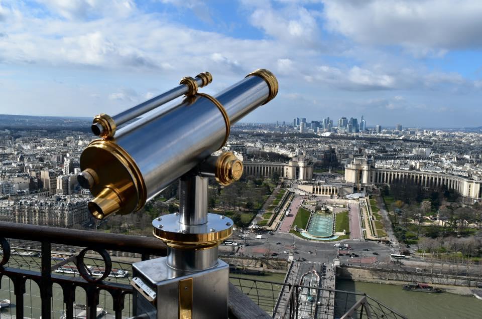 Eiffel Tower View - Why Paris is Not a Dump