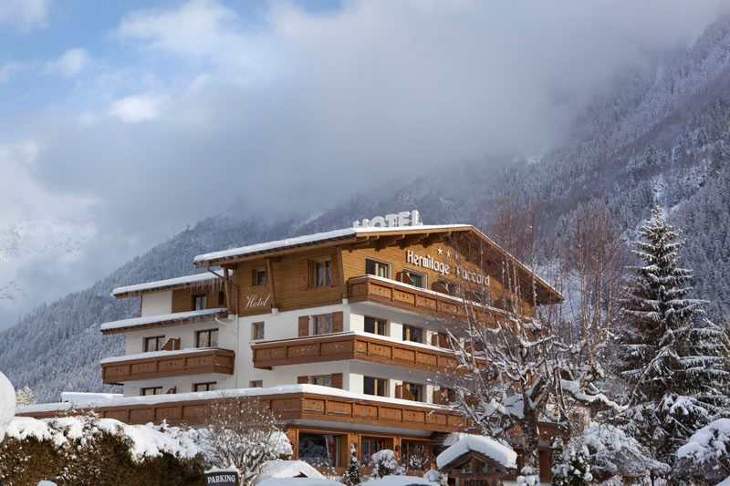 French Alps Honeymoon - Chalet - Hotel Hermitage Paccard