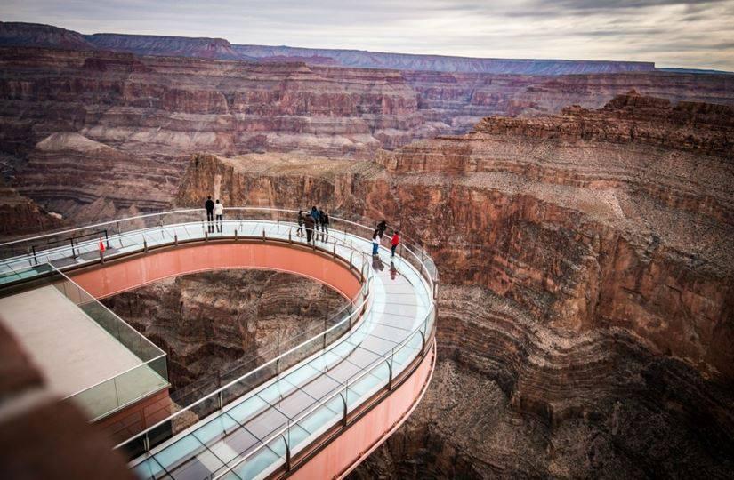 Grand Canyon Skywalk Observation Deck