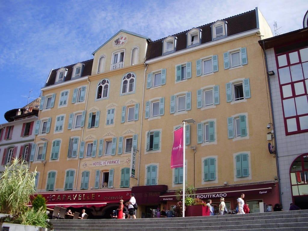 Hôtel de France - Evian les Bains