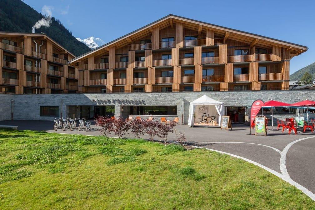 Heliopic Hotel & Spa Chamonix - Honeymoon Hotels French Alps