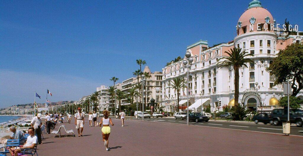 Honeymoon Destinations France - Nice