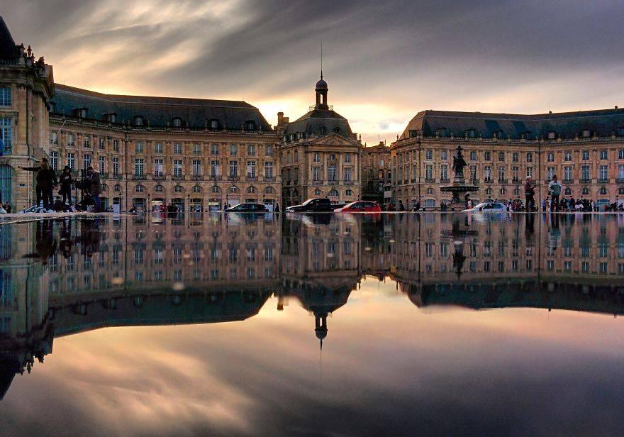 Honeymoon in Bordeaux