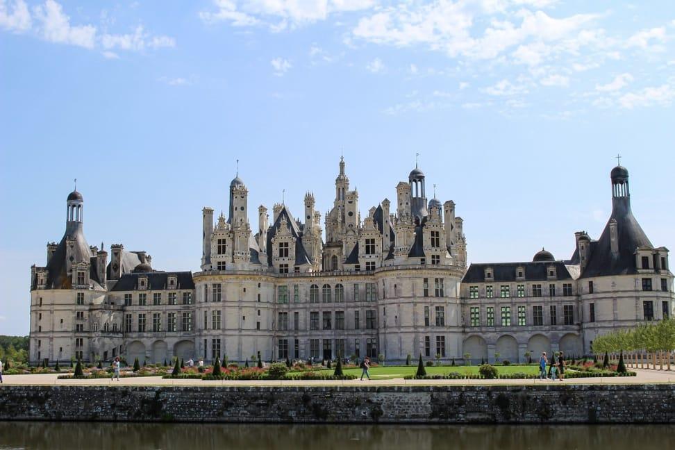 Honeymoon in Loire Valley