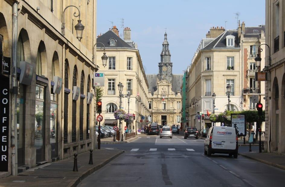 Honeymoon in Reims