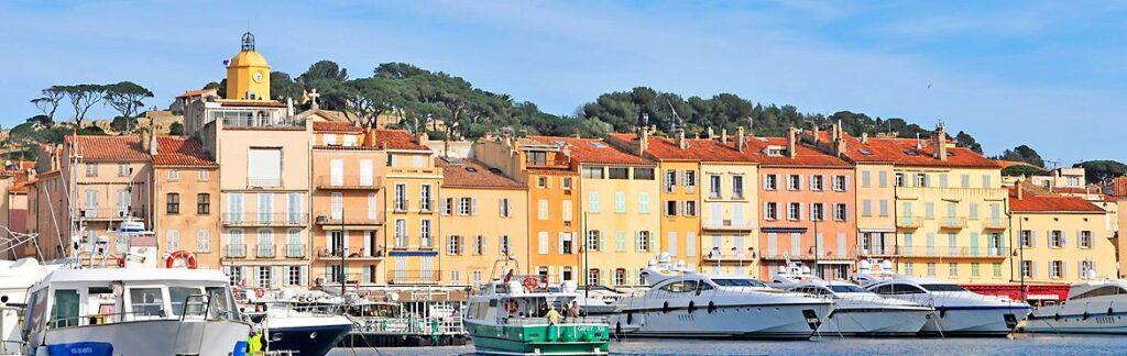 Honeymoon in Saint Tropez - South of France