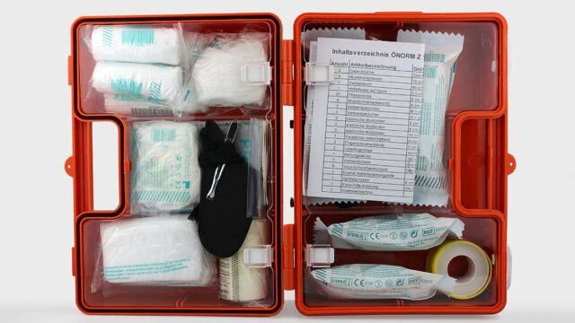 How to Make a Travel First Aid Kit