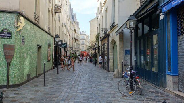Is Le Marais Safe?