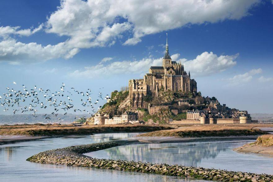 Is Mont Saint Michel a Church