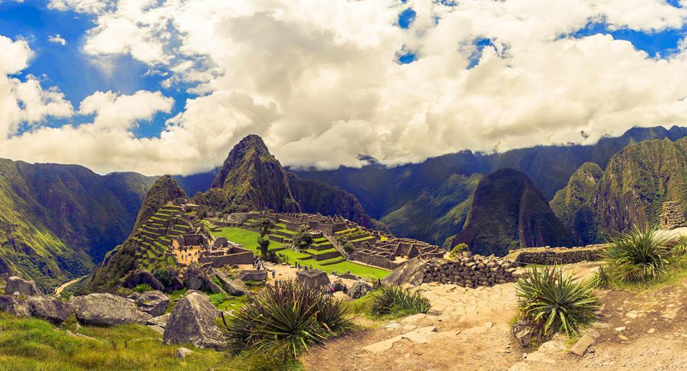 Landmarks Worth Visiting - Machu Picchu