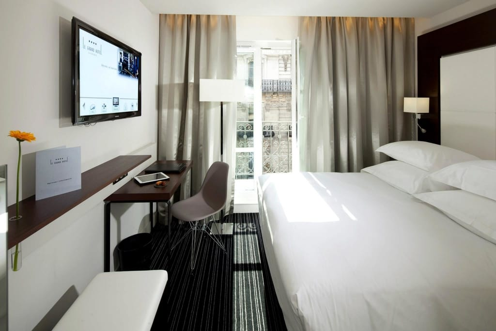 Le Grand Hôtel Grenoble - Honeymoon in the Alps