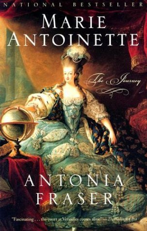 Marie Antoinette The Journey- French History Book
