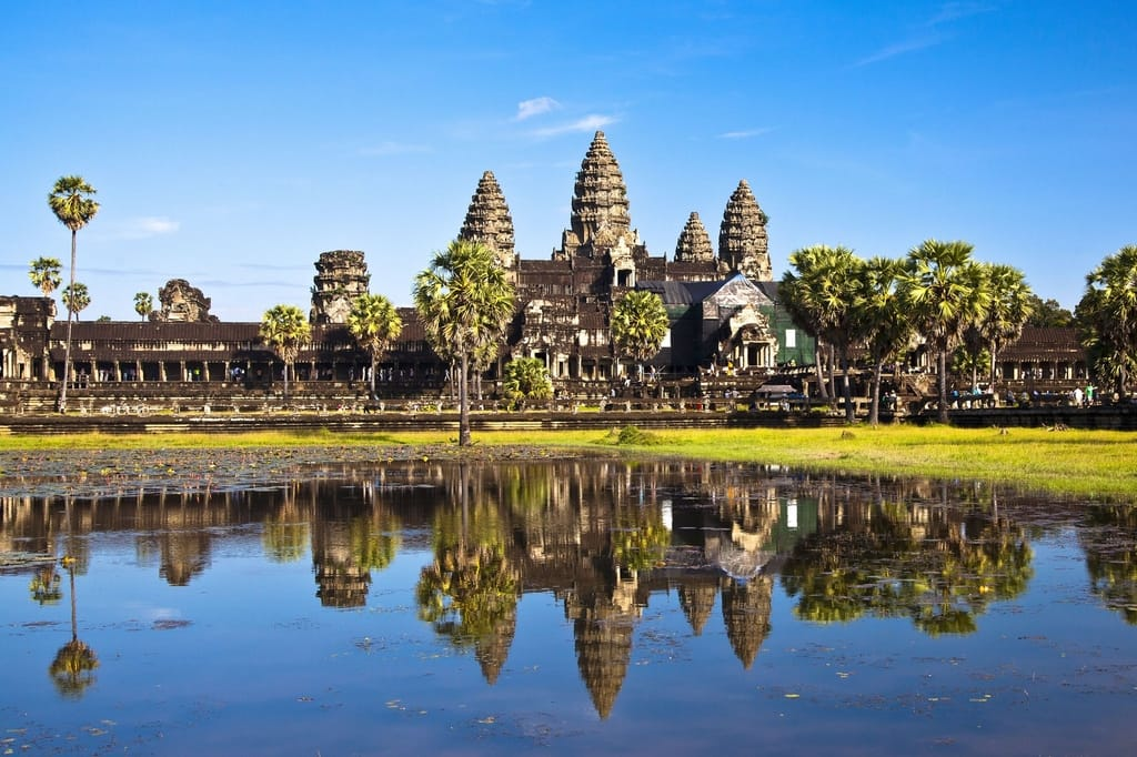 Most Popular Attractions in The World - Angkor Wat, Cambodia