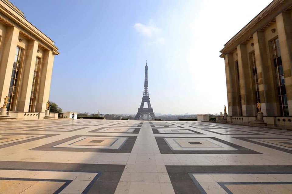 Most Popular Tourist Attractions in Paris - Eiffel Tower