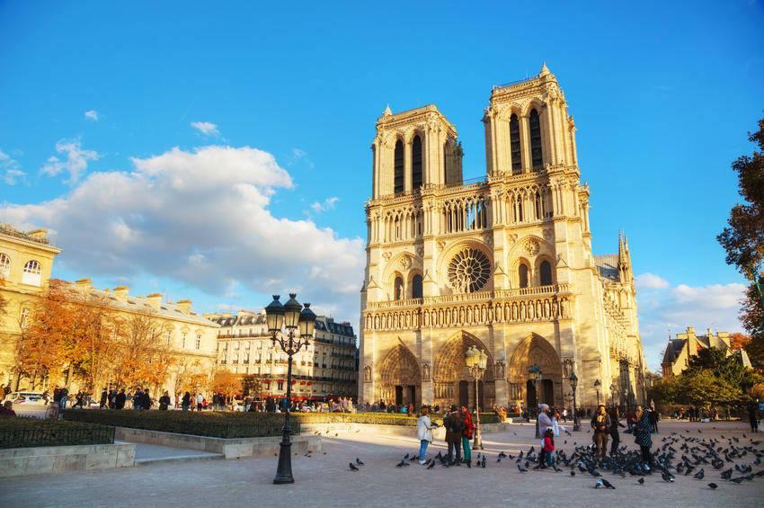 Most Visited Landmarks in the World - Notre Dame de Paris