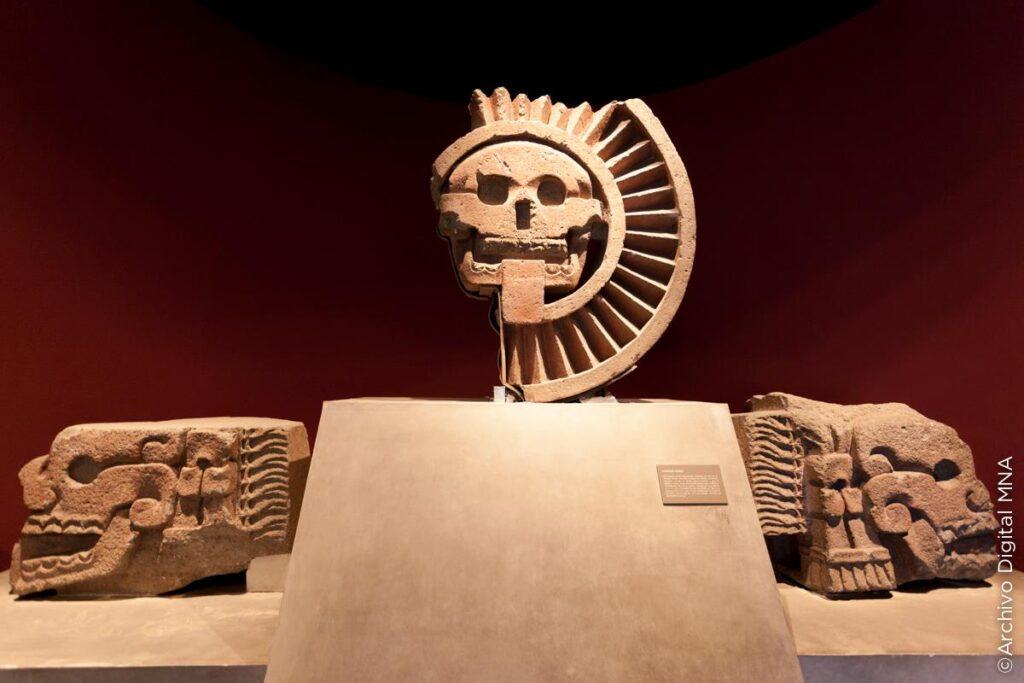 Museo Nacional de Antropología - National Museum of Anthropology Mejico