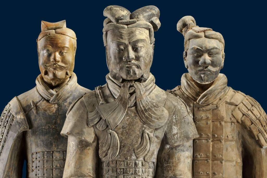 Terracotta Warriors Museum, Shaanxi China