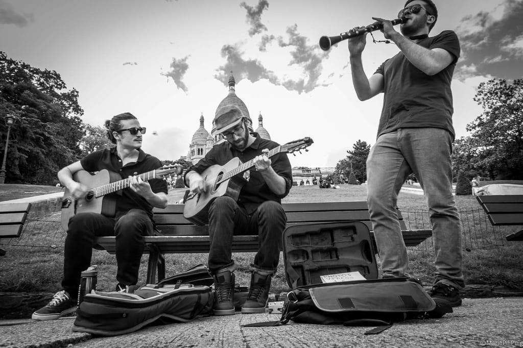 Music in Montmartre