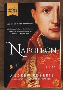 Napoleon A Life - Best Books on French Revolution