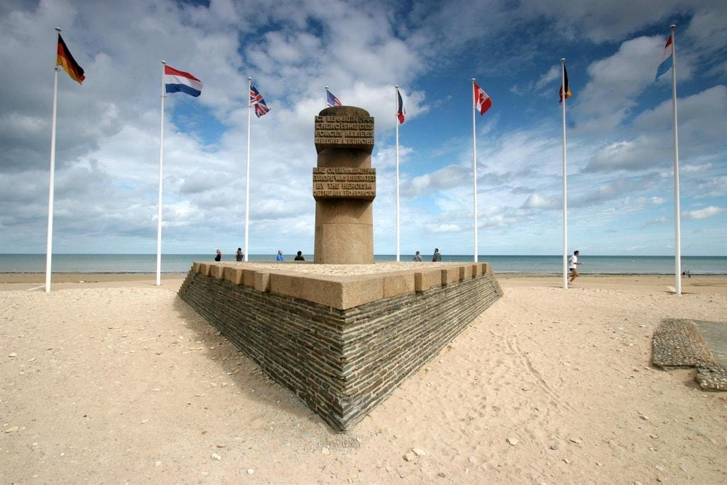 Normandy Travel Blog
