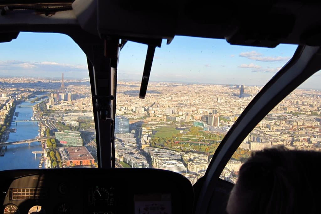 Paris Helicopter Tour Price