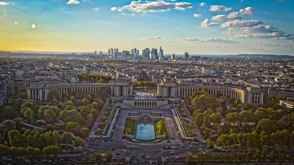 Paris View From The Eiffel Tower - Why Should i Visit the Eiffel Tower