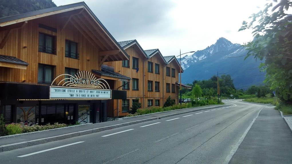 RockyPop Hotel France Chamonix