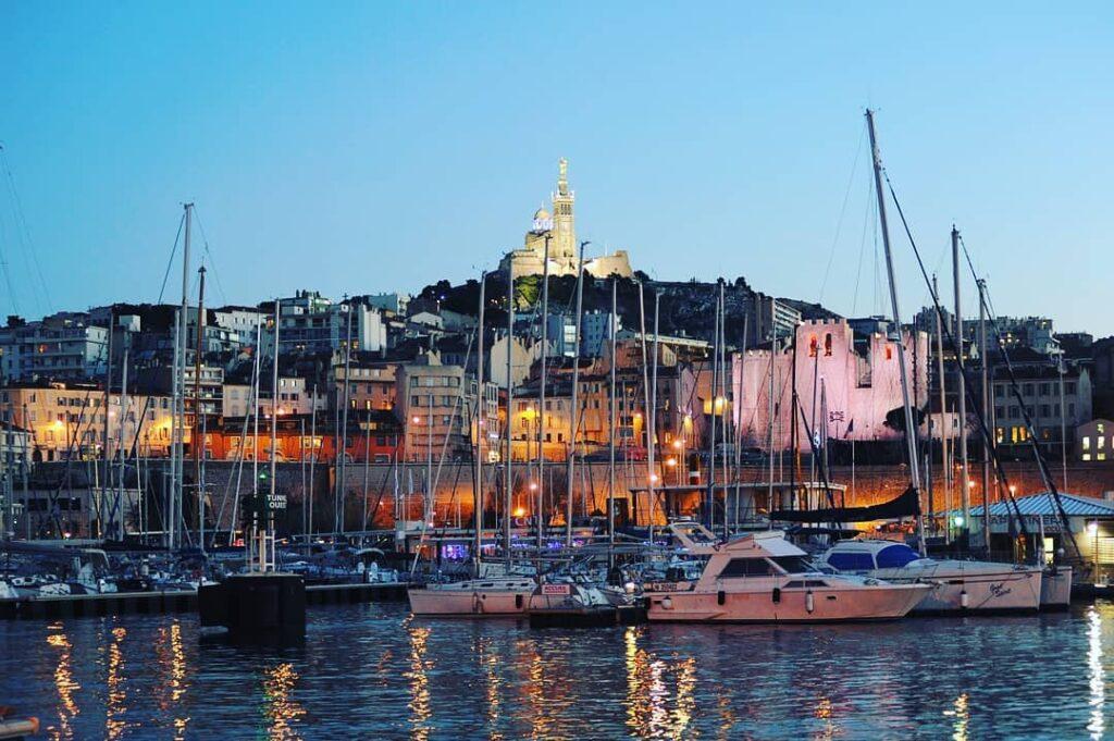 Romantic Honeymoon in Marseille France