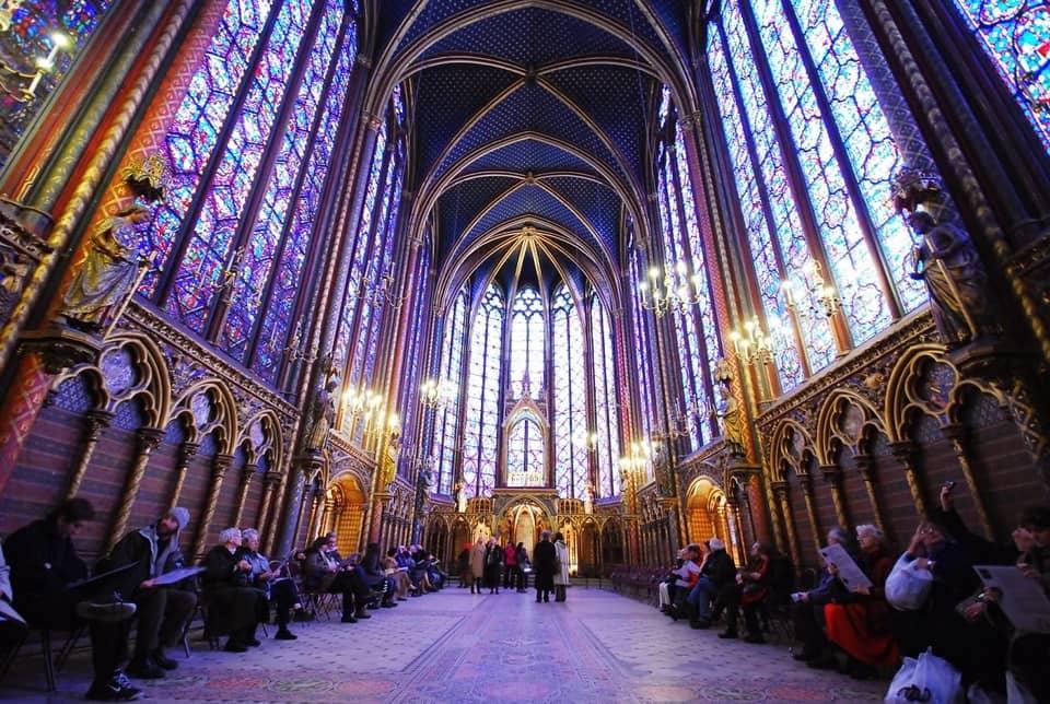 Should I Visit Sainte Chapelle in Paris