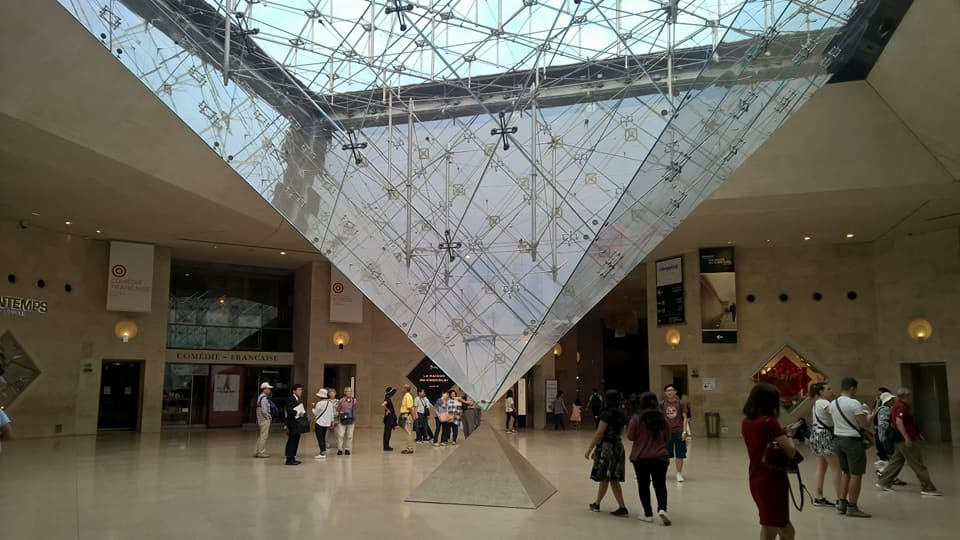 Things You Must  Do In Paris - Louvre Museum