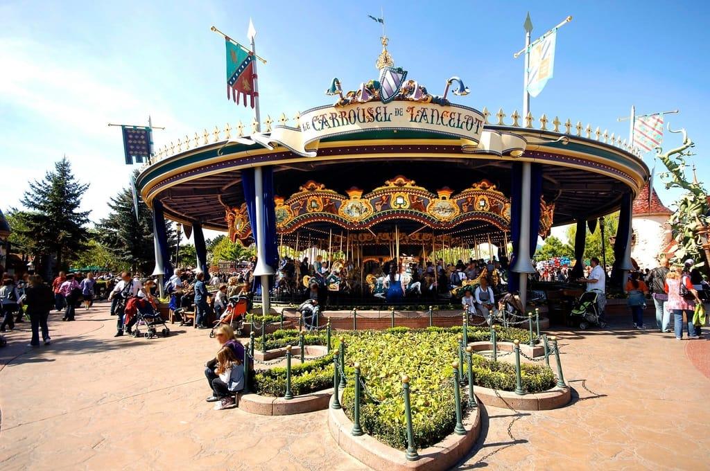 Visit Disneyland When in Paris