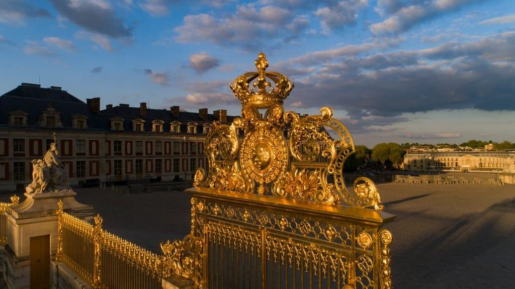 Visiting Palace Of Versailles