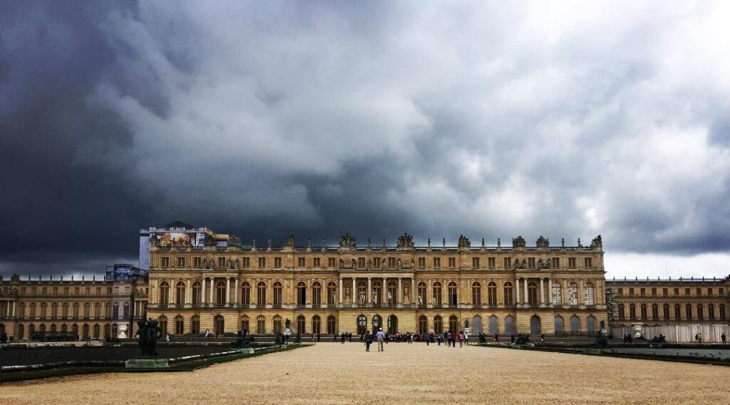 Visiting The Versailles Palace From Paris