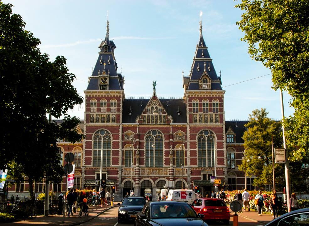 Visiting The Beautiful Rijksmuseum in Amsterdam