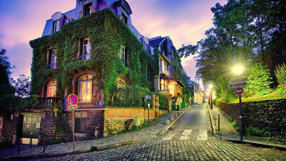 What is Montmartre Famous For