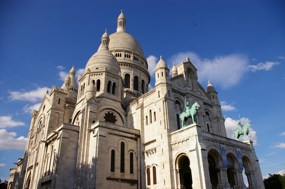 What is Montmartre Known For - Basilica of the Sacred Heart of Paris