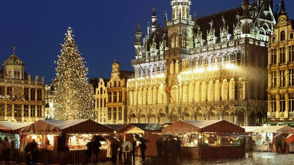 Where to Spend Christmas and New Year's Eve in Europe