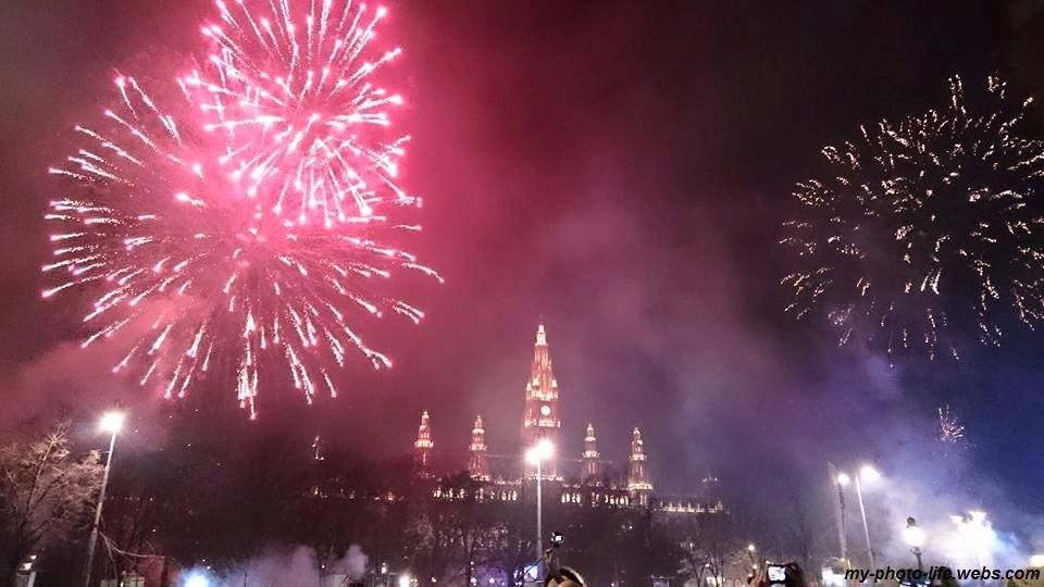 Where to Spend New Years in Europe - Vienna